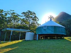 Resfeber Yurt