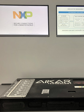 NXP Introduces AIKAR ESS at CES 2020