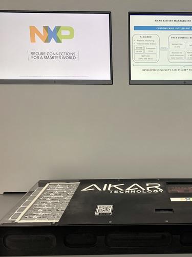 NXP Introduces AIKAR ESS at CES 2020