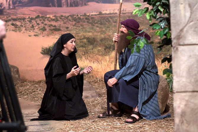 Elisha and the widow - 3ABN Kidstime