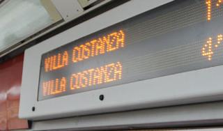 Tramvia, nuovi orari e frequenze T1 e T2