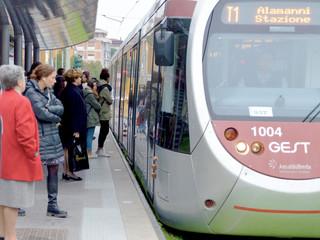 1 Maggio, la tramvia è in servizio: Orari e frequenze