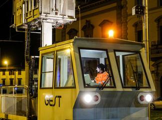 Il 2, 3, 4 dicembre manutenzione straordinaria su linea T1. Interruzione parziale dalle 22.00. Prese