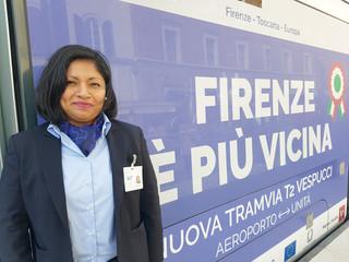 """""""Ho realizzato un sogno. Grazie Firenze. Grazie Italia"""""""