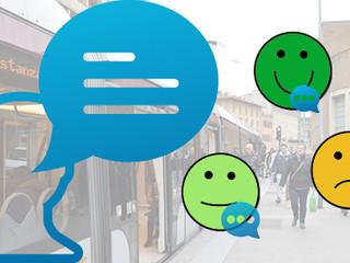 Indagine di gradimento. Dal 16 al 30 gennaio questionari sul tram