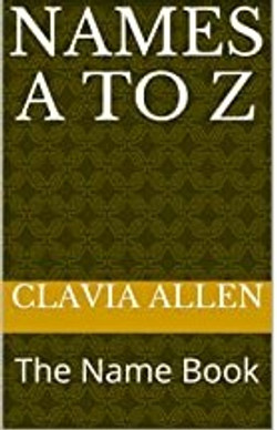 A to Z-Book of Names