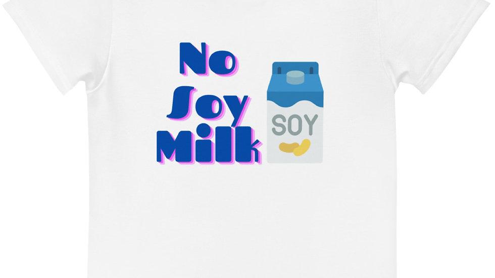 No Soy Kids crew neck t-shirt