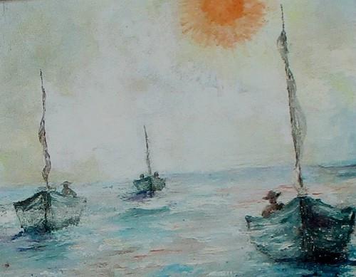 The Fleet in the Fog
