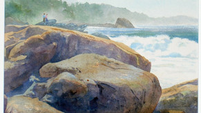 New Watercolor Class Offered by Diana Thewlis