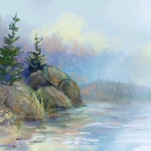 Quiet Mist