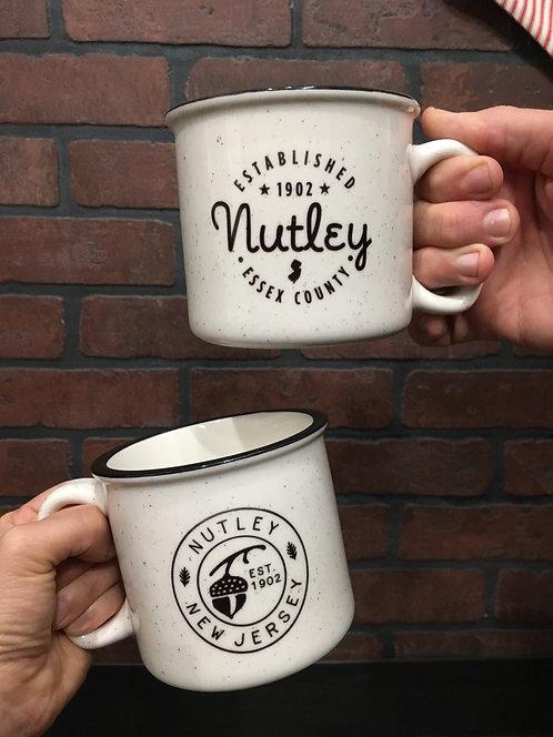 Nutley Speckled Ceramic Mug