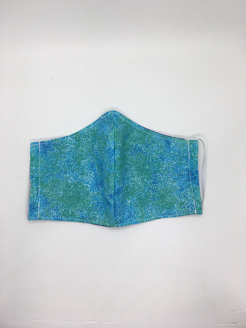 Blue Sparkle Mask