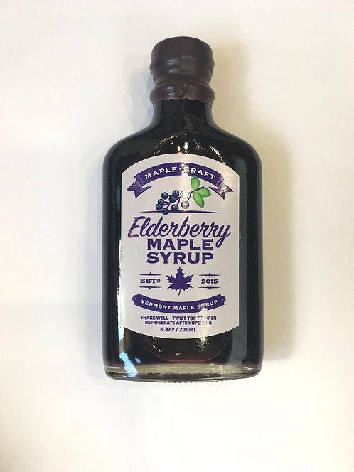 Elderberry Craft Maple Syrup