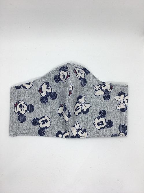 Mickey & Minnie Mask