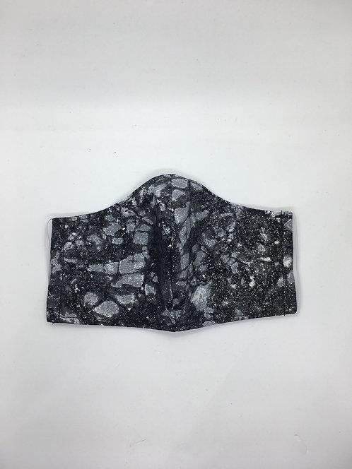 Black Sparkles Mask