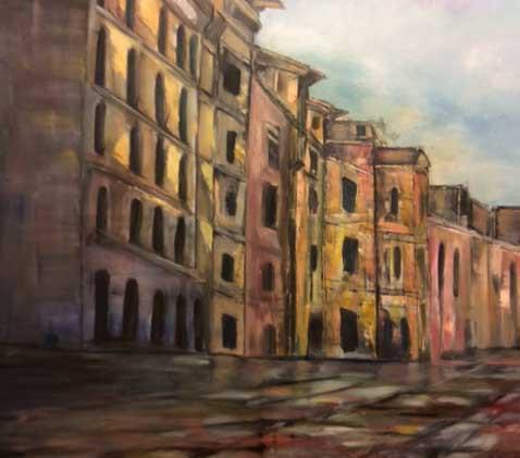 """""""La ville fantôme"""""""