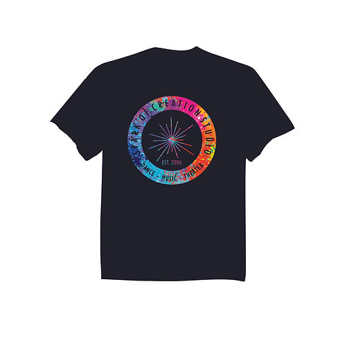 "SOC Studio - ""Splash Of Color"" Adult Tee"