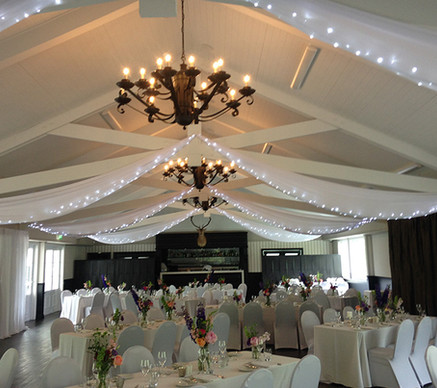 Fairy Lights for hire for weddings
