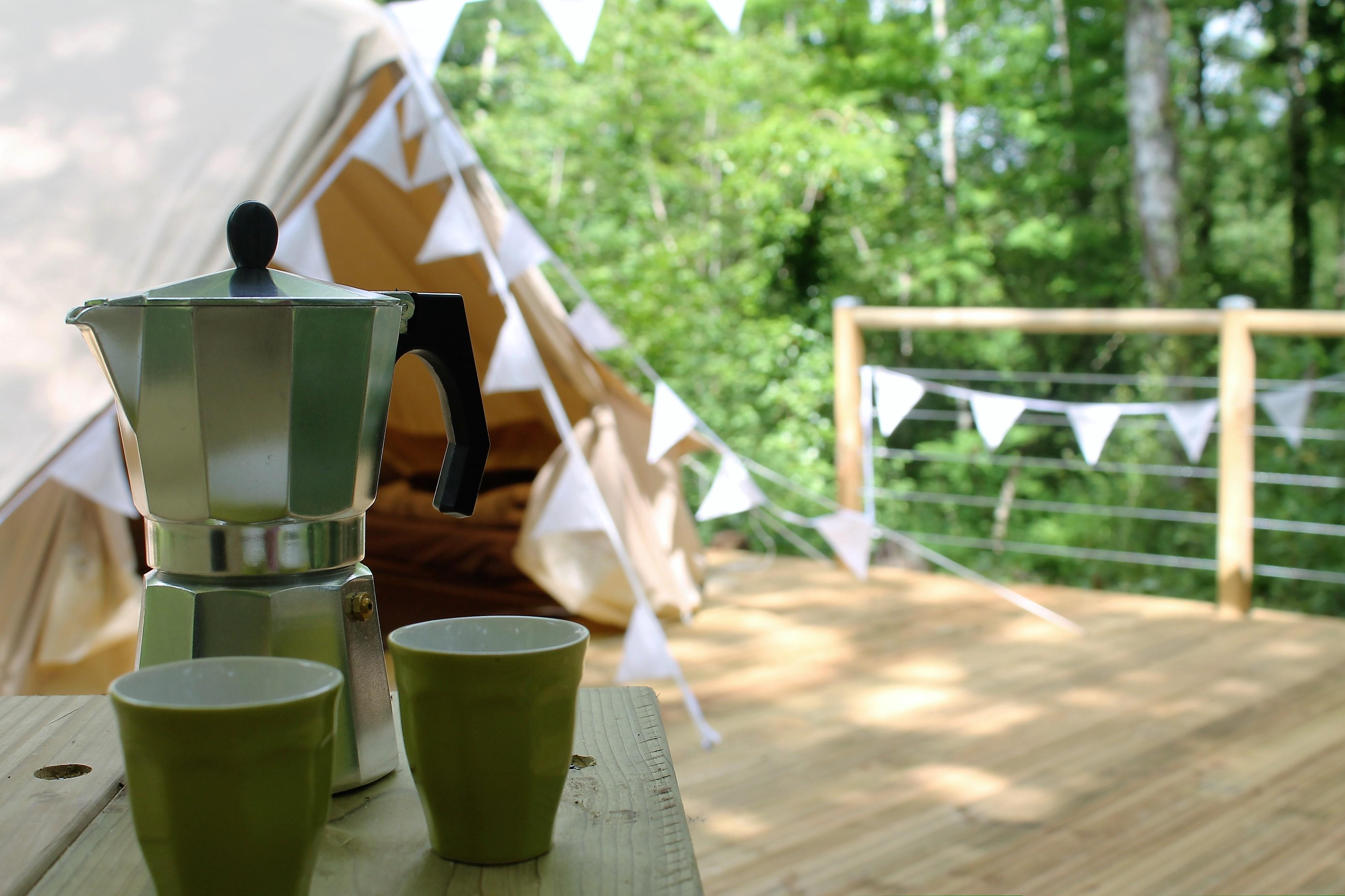 Bell Tent Terrace