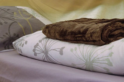 Bell Tent Single Bed