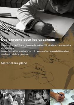 Sandrine advert
