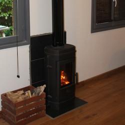 Cosy Woodburning Stove
