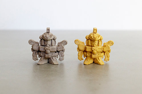 ערכת צעצועים מבטון - 9 פריטים