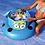 Thumbnail: Sportsstuff Hielera Inflable Flotante 60qt