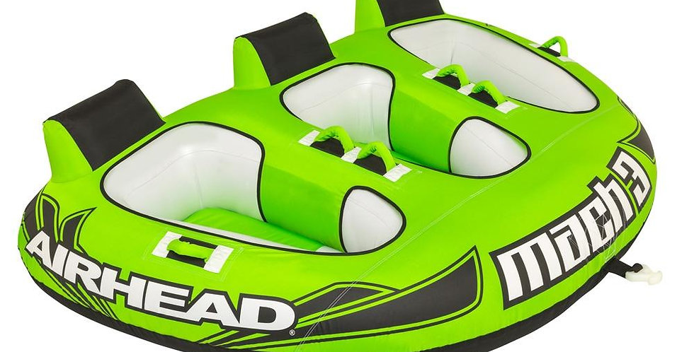 Airhead Remolcable Inflable Mach 3