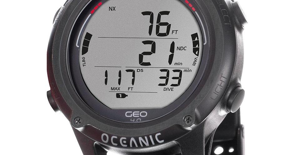 Oceanic Computadora para Buceo GEO 4.0