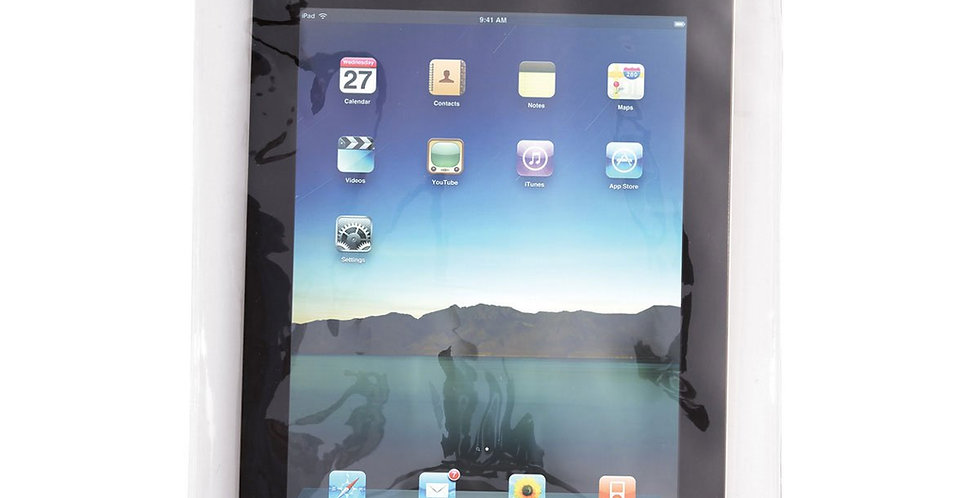 DryPak Bolsa Seca a Prueba de Agua y Arena para Tablet 21cm x 28.7cm