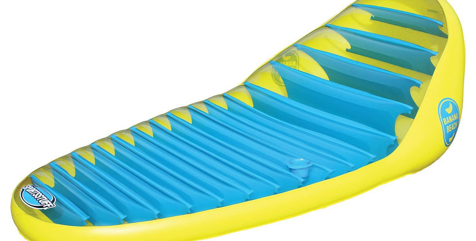 Sportsstuff Lounge Inflable Banana Beach