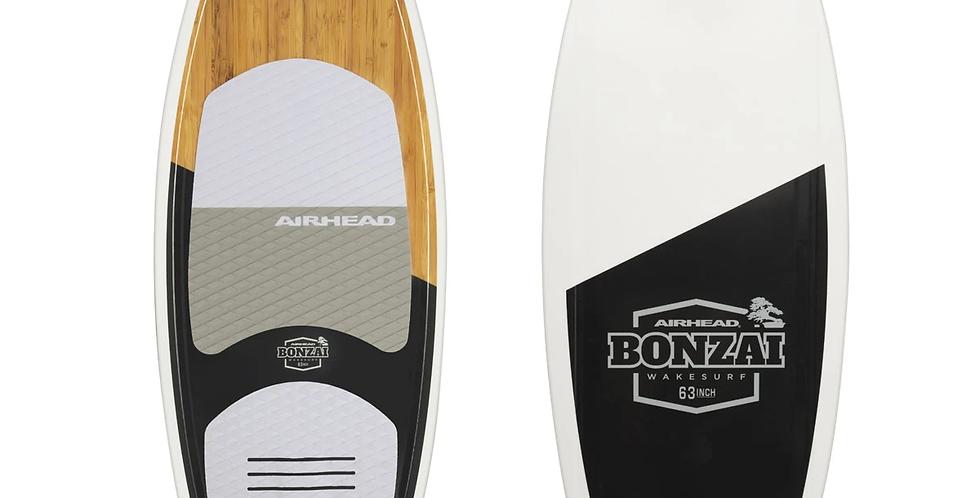 "Airhead Tabla para Wakesurf Bonzai 63"""