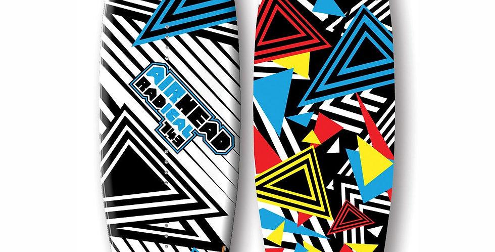 Airhead Tabla de Wakeboard Radical 143cm