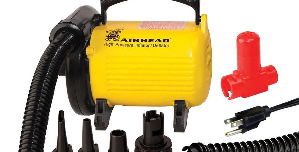 Airhead Bomba Eléctrica 120V 2.5psi para Inflar y Desinflar