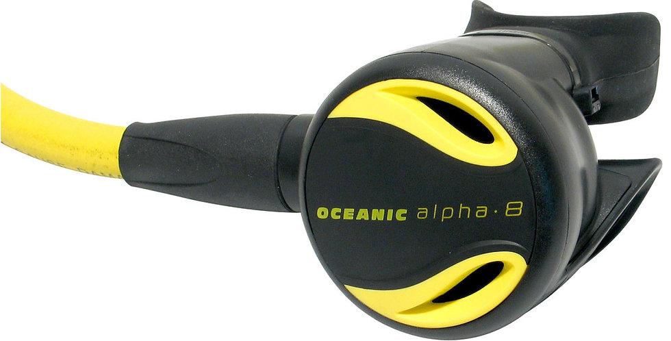 Oceanic Octopus para Buceo Alpha 8