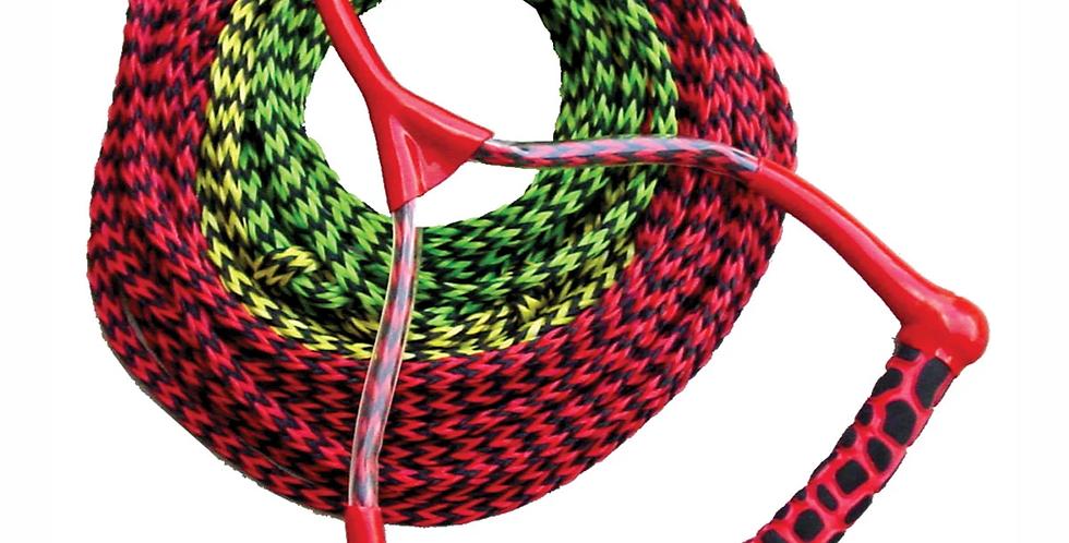 Airhead Cuerda para Deportes Acuáticos Performance Radius 3 Secciones