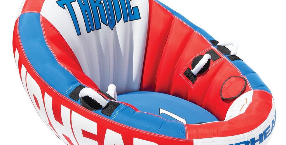 Airhead Remolcable Inflable Throne 1