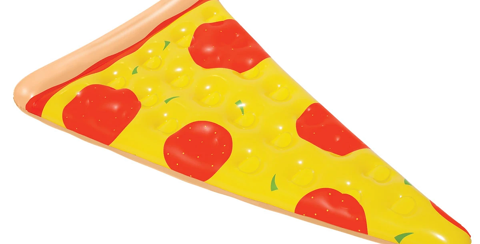 Sportsstuff Lounge Inflable Pizza Slice