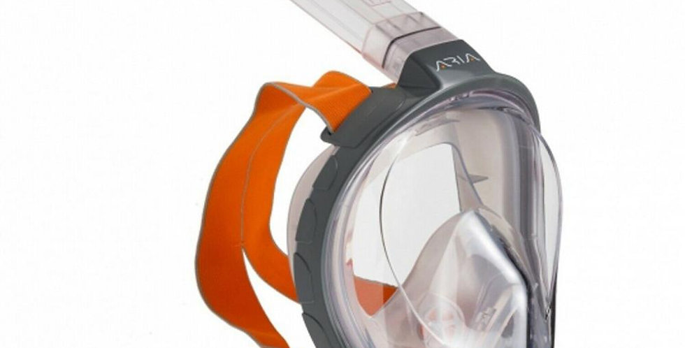 Ocean Reef Visor para Snorkeling de Rostro Completo modelo Aria