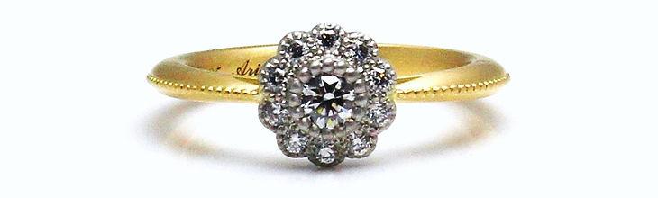 結婚指輪 婚約指輪