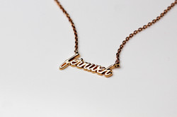 Necklace name