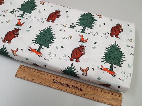 Gruffalo Fabric, Animal fabric, 100% cotton