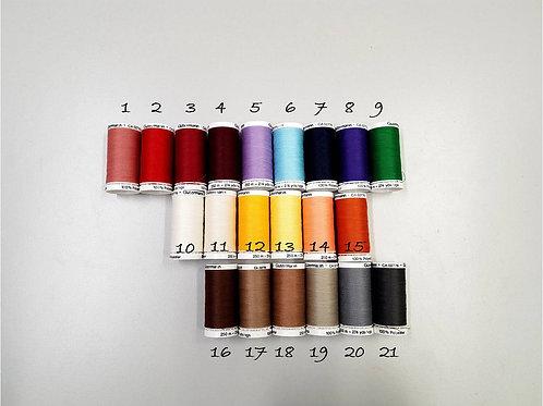 Thread, Gütermann Sew-All Thread 100% polyester thread 250m/ 274 yds