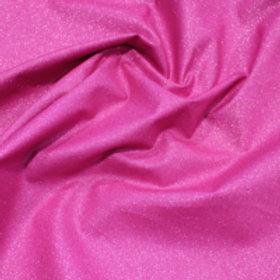 Fuschia Glitter fabric Sparkle Crystal cotton fabric