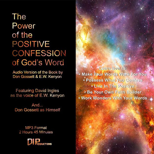 The Power Of Positive Confession of God's Word