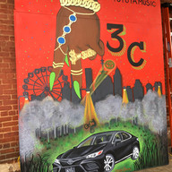 A3C Mural