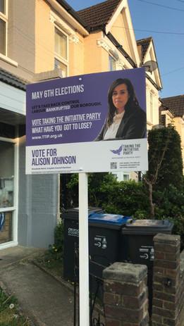Alison Johnson Woodside Ward Croydon Council