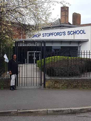 Bishop Stopford's School, Enfield