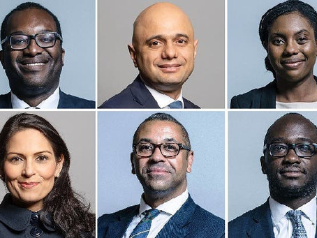 BAME cabinet ministers: modern-day courtiers or jesters?